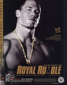 WWE Royal Rumble 2004