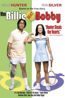 Affiche du film When Billie Beat Bobby