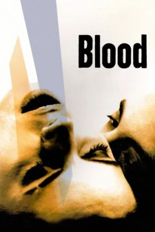 Affiche du film Blood