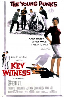 Affiche du film Key Witness