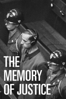 Affiche du film The Memory of Justice
