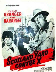 Scotland Yard Contre X