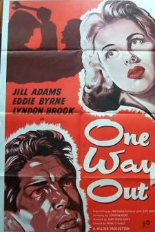 affiche du film One Way Out