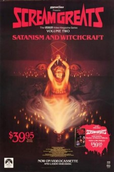 Scream Greats, Vol.2: Satanism and Witchcraft