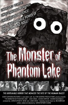 Affiche du film The Monster of Phantom Lake