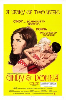 Affiche du film Cindy and Donna