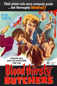 Affiche du film Bloodthirsty Butchers