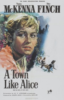 Affiche du film A Town Like Alice