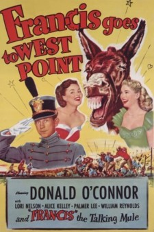 Affiche du film Francis Goes to West Point