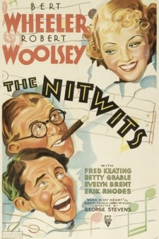 Affiche du film The Nitwits