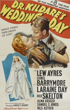 Affiche du film Dr. Kildare's Wedding Day