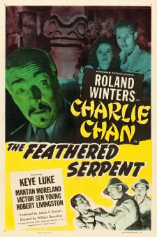 Affiche du film The Feathered Serpent