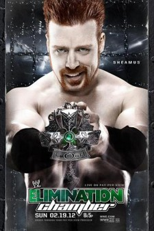 Affiche du film WWE Elimination Chamber 2012