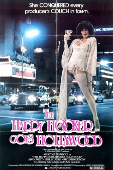Affiche du film The Happy Hooker Goes Hollywood