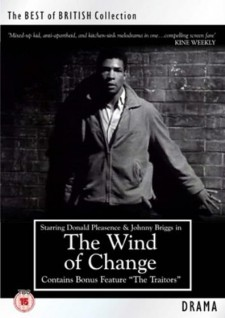 Affiche du film The Wind of Change