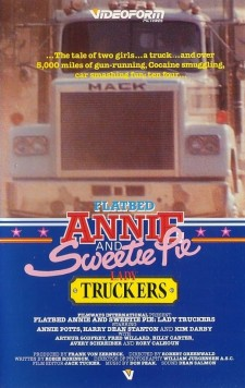 Affiche du film Flatbed Annie & Sweetie Pie: Lady Truckers