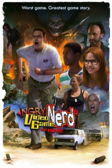 Affiche du film Angry Video Game Nerd: The Movie