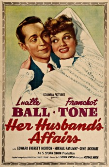Affiche du film Her Husband's Affairs