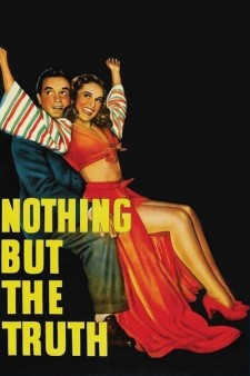 Affiche du film Nothing But the Truth