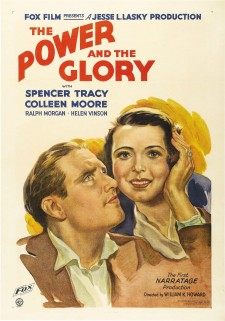 Affiche du film The Power and the Glory