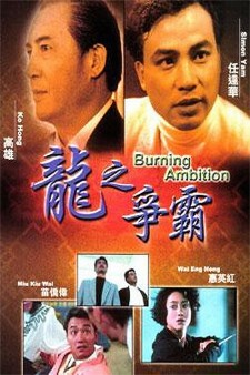 Affiche du film Burning Ambition