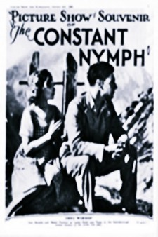 affiche du film The Constant Nymph