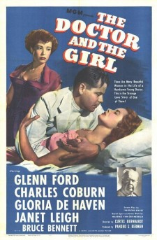 Affiche du film The Doctor and the Girl
