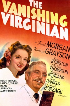 Affiche du film The Vanishing Virginian
