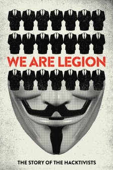 Affiche du film We Are Legion: The Story of the Hacktivists