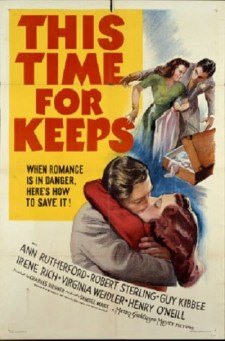 Affiche du film This Time for Keeps