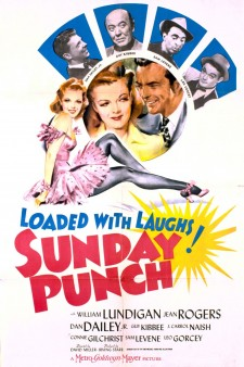 affiche du film Sunday Punch