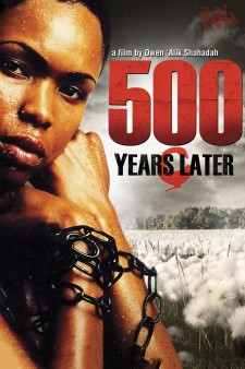 Affiche du film 500 Years Later