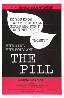 Affiche du film The Girl, the Body, and the Pill