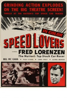 Affiche du film The Speed Lovers