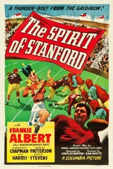 Affiche du film The Spirit of Stanford