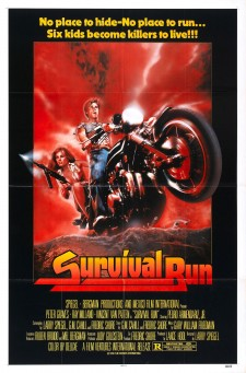 Affiche du film Survival Run