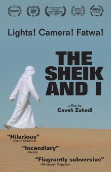 Affiche du film The Sheik and I