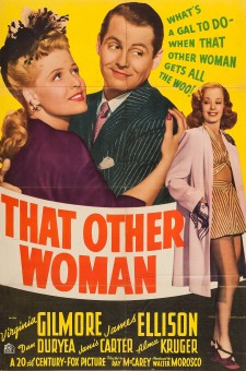 Affiche du film That Other Woman