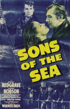 Affiche du film Sons of the Sea