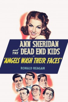 Affiche du film The Angels Wash Their Faces