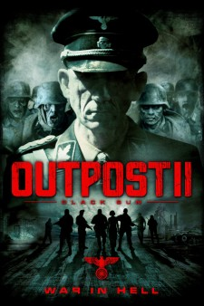 Affiche du film Outpost : Black Sun