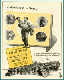 Affiche du film Gallant Journey