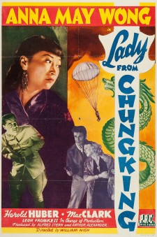 Affiche du film Lady from Chungking