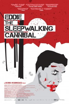 Affiche du film Eddie: The Sleepwalking Cannibal