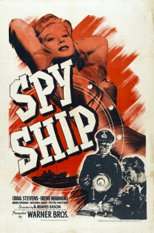 Affiche du film Spy Ship