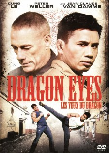 Affiche du film Dragon Eyes