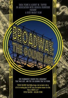 Affiche du film Broadway: The Golden Age