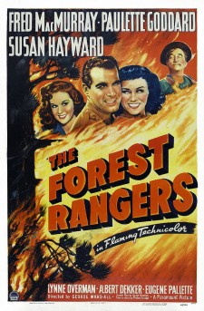 Affiche du film The Forest Rangers
