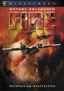 Affiche du film Nature Unleashed: Fire