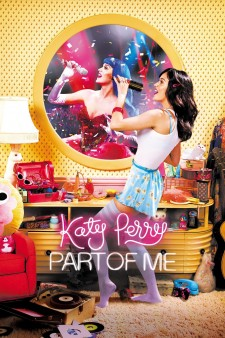 Affiche du film Katy Perry: Part of Me